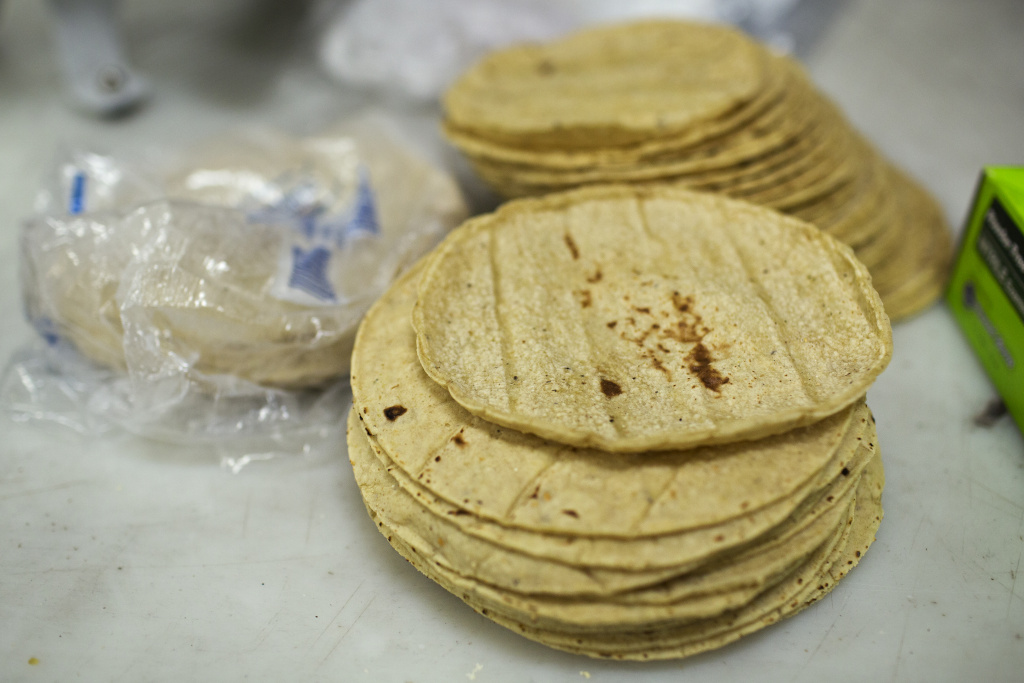 File: The U.S. Food and Drug Administration announced that corn products, like tortillas, will now be fortified with folic acid.