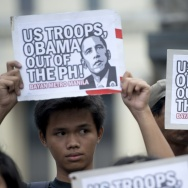 PHILIPPINES-US-PROTEST