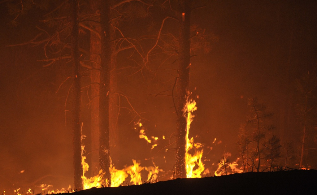 Crews Battle To A Draw With Deadly Colorado Black Forest