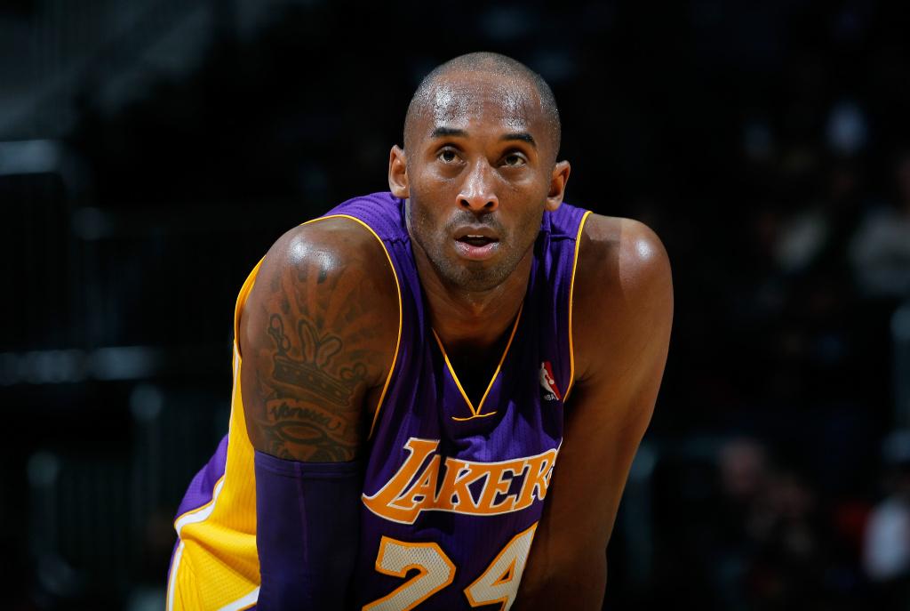 Kobe bryant retirement date in Brisbane