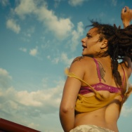 "Sasha Lane as Star in Andrea Arnold's ""American Honey."""
