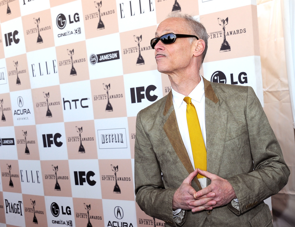 SANTA MONICA, CA - FEBRUARY 26:  Director John Waters attends the 2011 Film Independent Spirit Awards hosted by Jameson Irish Whiskey at Santa Monica Beach on February 26, 2011 in Santa Monica, California.  (Photo by Michael Buckner/Getty Images For Jameson) *** Local Caption *** John Waters