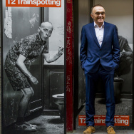 Danny Boyle attends 'T2 Trainspotting' photocall at Via Lactea on February 2, 2017 in Madrid, Spain.