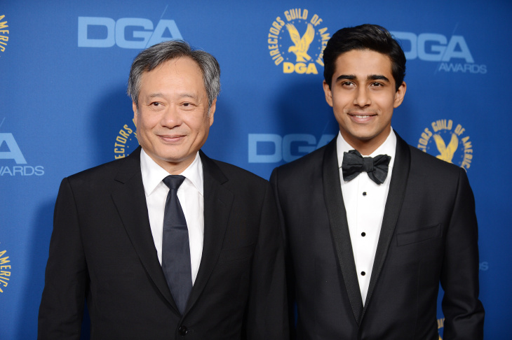 US-DIRECTORS GUILD AWARDS-ARRIVALS