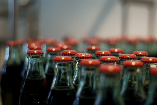 European researchers were trying to see if the link between soda consumption and diabetes that's been pinned down in North America also held in Europe. It did.