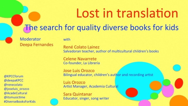 Lost in translation: The search for quality diverse books for kids