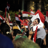 EGYPT-POLITICS-UNREST-ARMY-TAHRIR