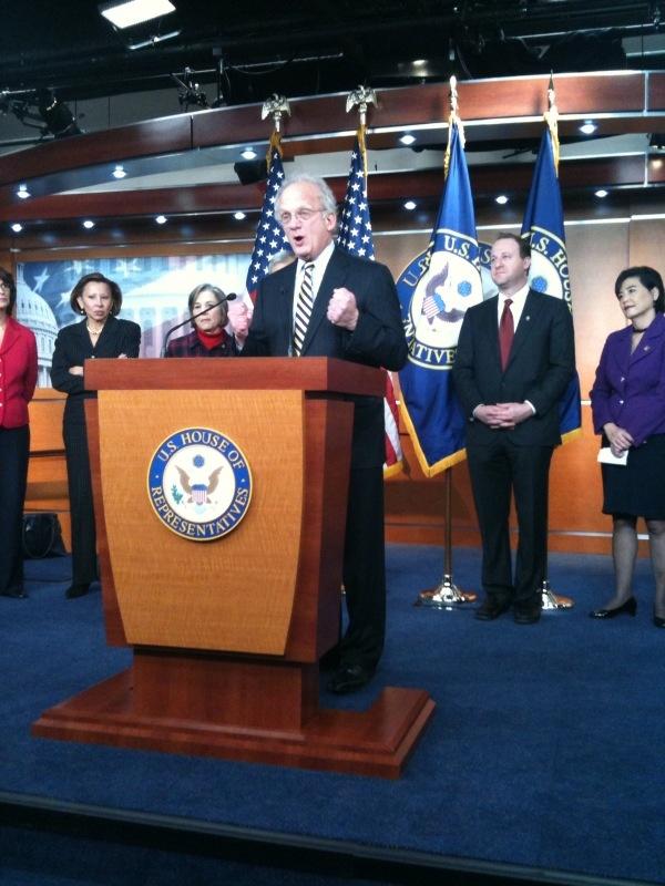 Congressman Howard Berman, D-Van Nuys, sponsored the House version of the DREAM Act.