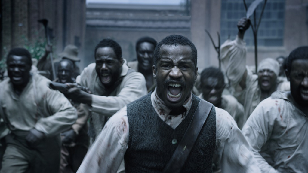 Still from Nate Parker's