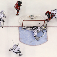 APTOPIX Kings Devils Hockey Stanley Cup Finals
