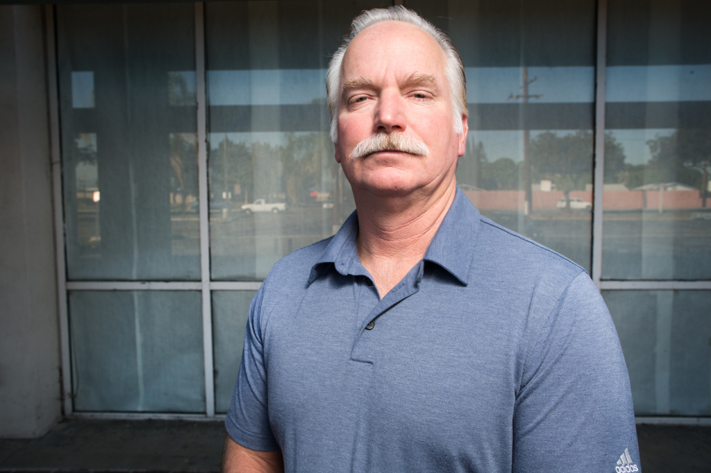 Ron Thomas' son Kelly Thomas was beaten to death by Fullerton police officers in 2011. He's suing those officers and the city for wrongful death.