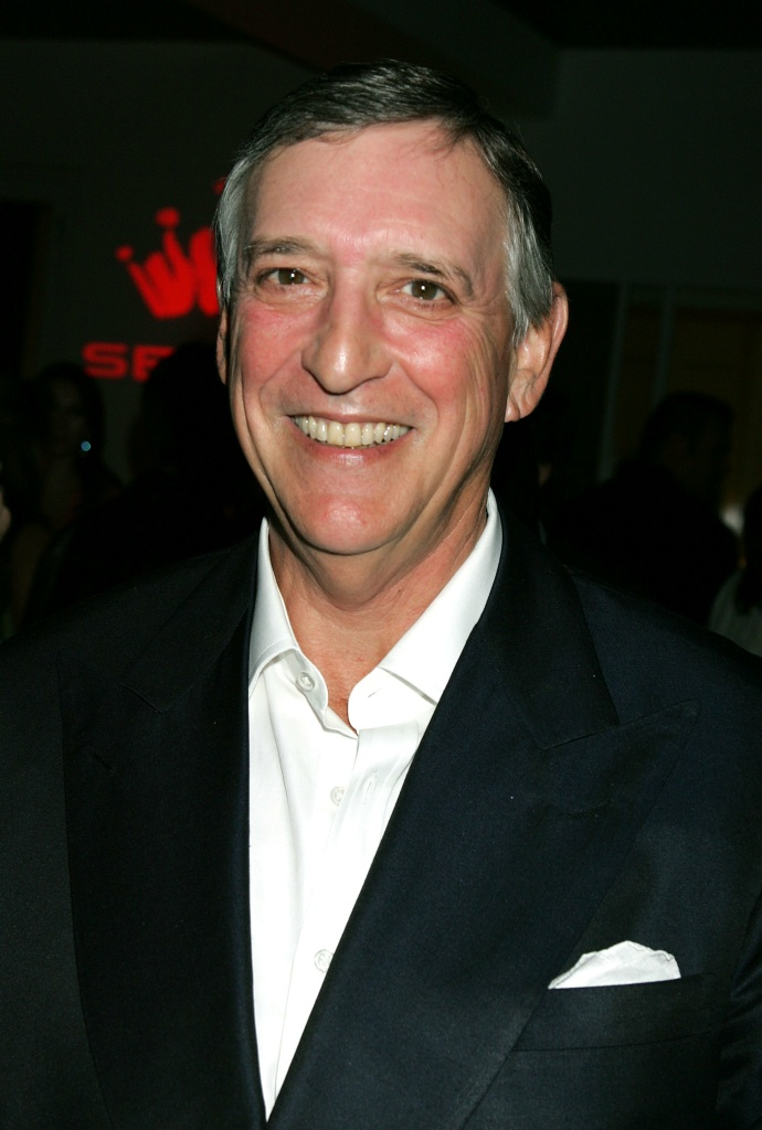 William Morris Agency head of worldwide music Peter Grosslight attends the William Morris Agency Grammy Party on February 8, 2006 in Beverly Hills, California. The agency announced Thursday that he died of pancreatic cancer. He was 68.