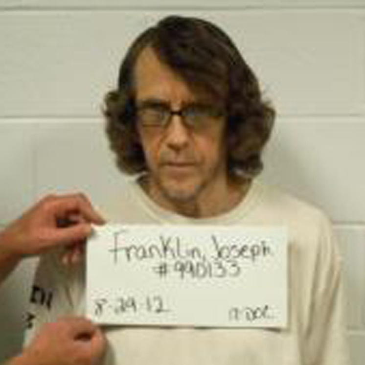 Joseph Paul Franklin in a photo taken in 2012 by the Missouri Department of Corrections.
