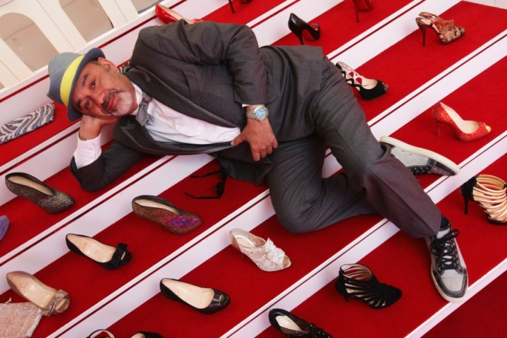 Christian Louboutin Presents Le Carrosse Noir And The Loubi's Angels: 63rd Cannes Film Festival