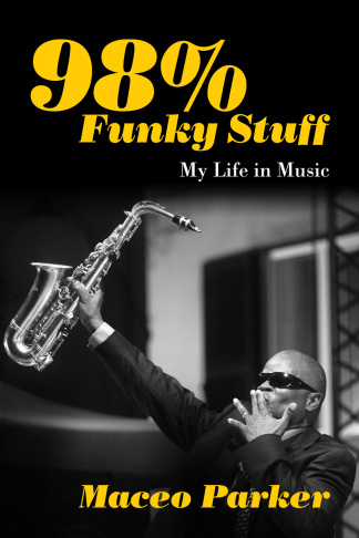 Maceo Parker bookcover