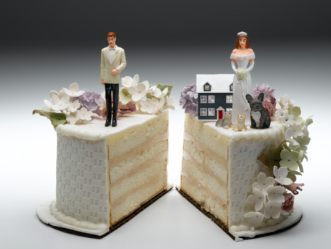 A new study finds the nation's high unemployment rate is straining many marriages.