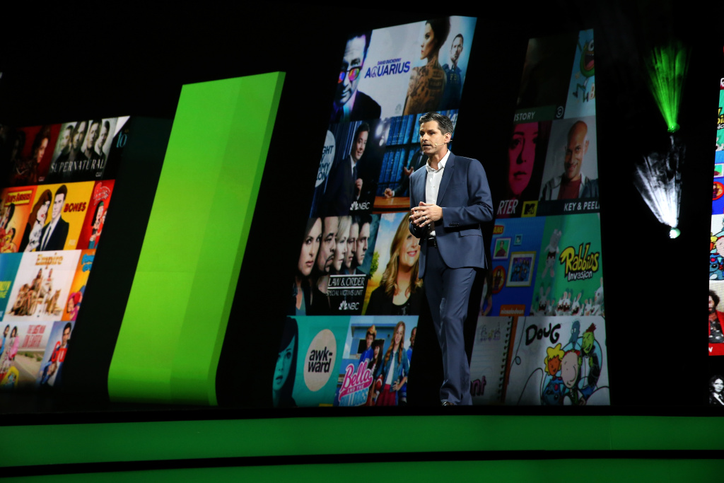The Frame® | Audio: Hulu wants to be your one-stop shop for