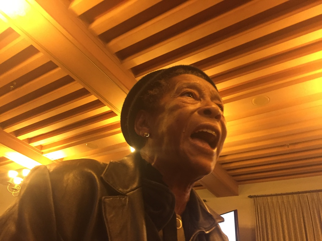 Longtime Pasadena resident Linda Jordan angrily told the city council,