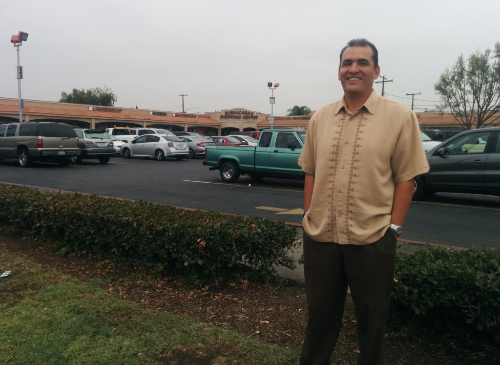 Jose Moreno narrowly won the race to represent Anaheim's District 3 on city council. He is one of three Anaheim residents who sued the city in 2012 under the California Voting Rights Act, arguing that at-large districts in Anaheim deprived Latino residents of representation. The city is 53 percent Latino.