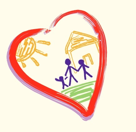 LA County Department of Children and Family Services Heart Gallery