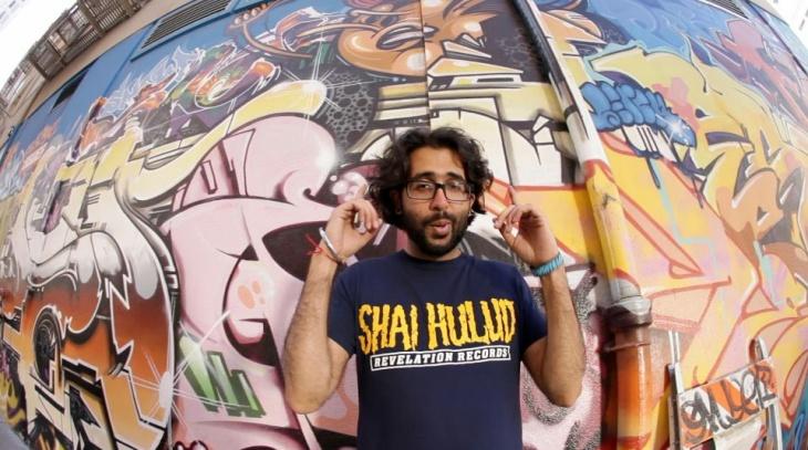 Los Angeles Sikh American hip hop artist Jagmeet