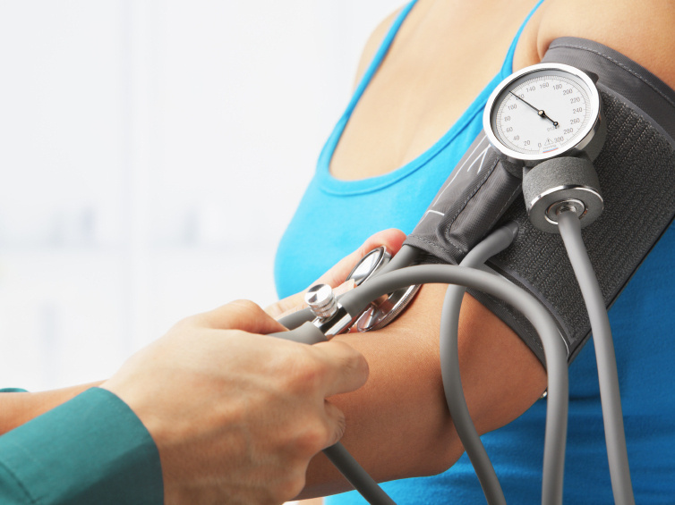 One doctor emphasizes that annual visits are more than just a pelvic exam and paper smear. Women's height, weight and blood pressure can also be measured at these visits.