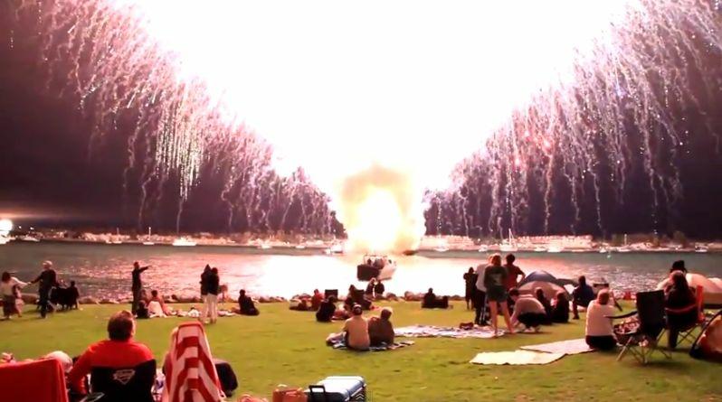 fireworks san diego