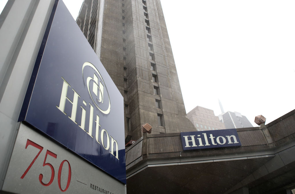 Hilton is one of several major hotel chains accused of ignoring sex trafficking at their properties.
