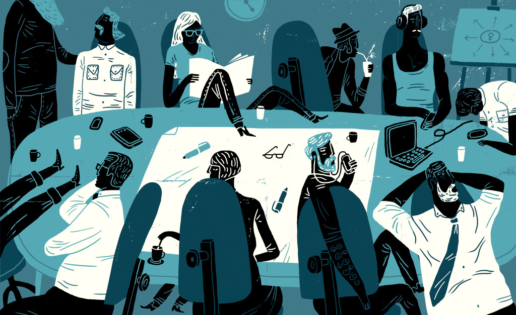 Co-workers dish on their lazy colleagues, and some defend their slow-rolling behaviors.