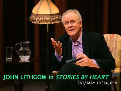 "John Lithgow in ""Stories by Heart"""