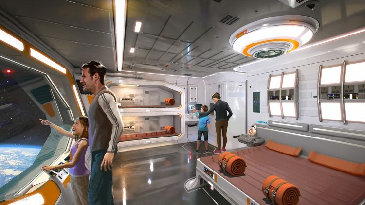 Disney announced a new Star Wars-themed hotel at their annual D3 convention in Anaheim, CA.