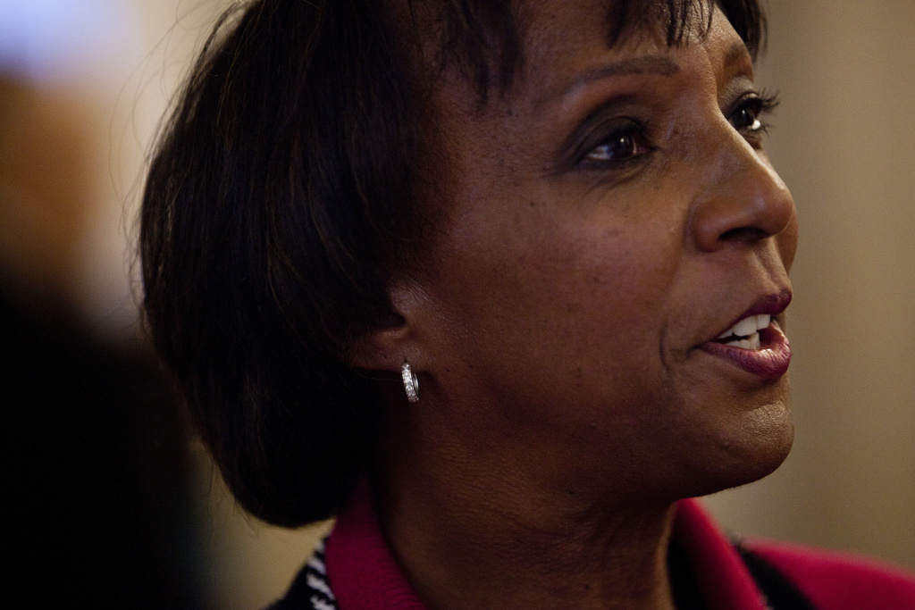 L.A. District Attorney Jackie Lacey has made diverting mentally ill from jails a key priority.