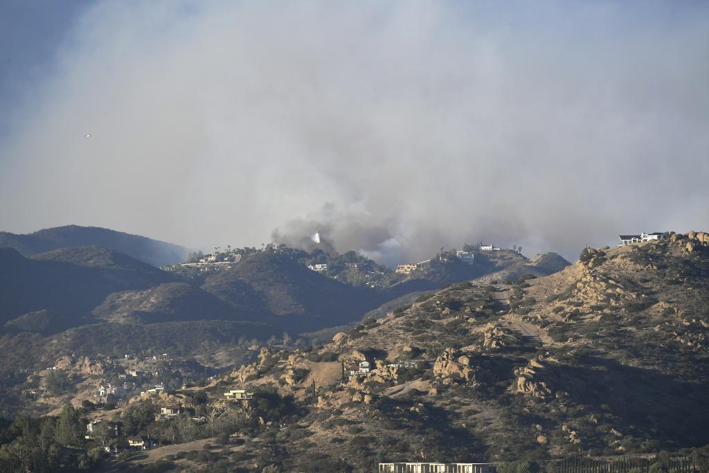 airtalk audio hill woolsey fires threaten southern california