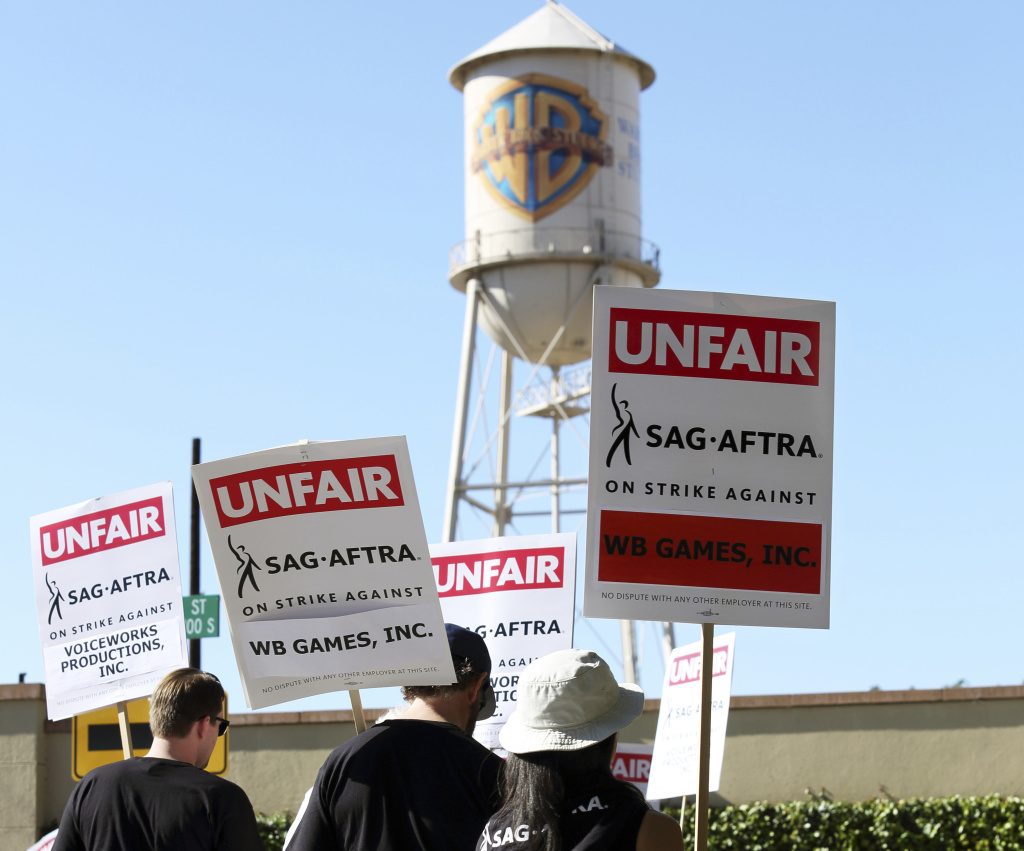 AFTRA video game voice actor strike ends