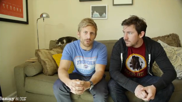 In reaction to celebrities like Zach Braff using Kickstarter to fund projects, Luke Barnett and Tanner Thomason started a fake Kickstarter campaign asking celebrities to pay for regular folk to see their movies.