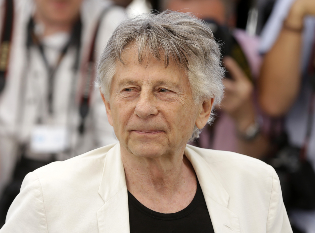 In this May 27, 2017 photo, director Roman Polanski appears at the photo call for the film,