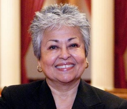 Congresswoman Gloria Negrete McLeod (D-Ontario)