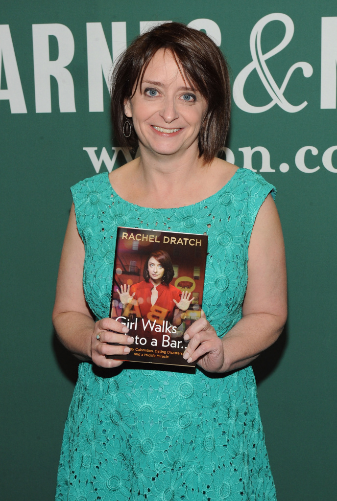 Actress/comedian Rachel Dratch attends