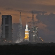 APTOPIX NASA Orion Test Flight