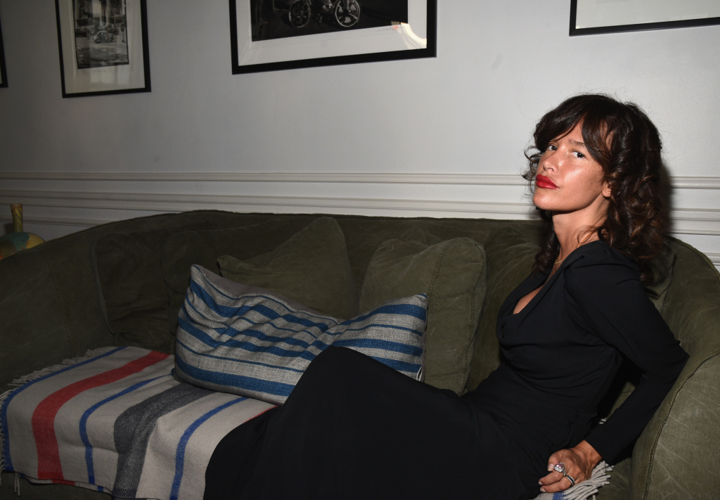 Actress Paz de la Huerta attends an introduction to HEAVEN 2016 presented by The Art of Elysium on June 18, 2015 in Los Angeles, California.