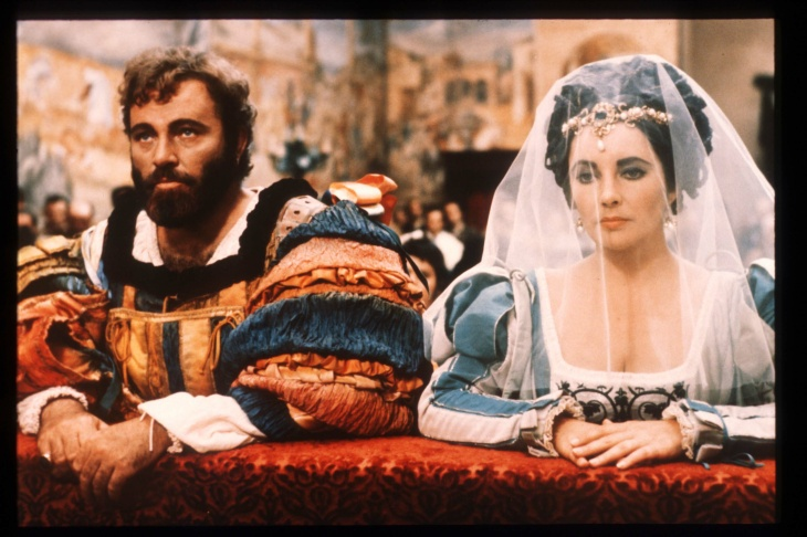 The Taming Of The Shrew Film Still