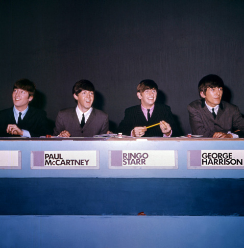 Britain-entertainment-music-Beatles-anniversary-files