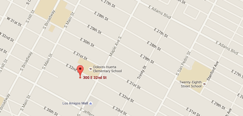 Three children were found stabbed to death in an SUV in the 300 block of East 32nd Street Wednesday.