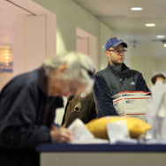 U.S. Postal Service Has Busiest Day Of The Year As Holidays Approach