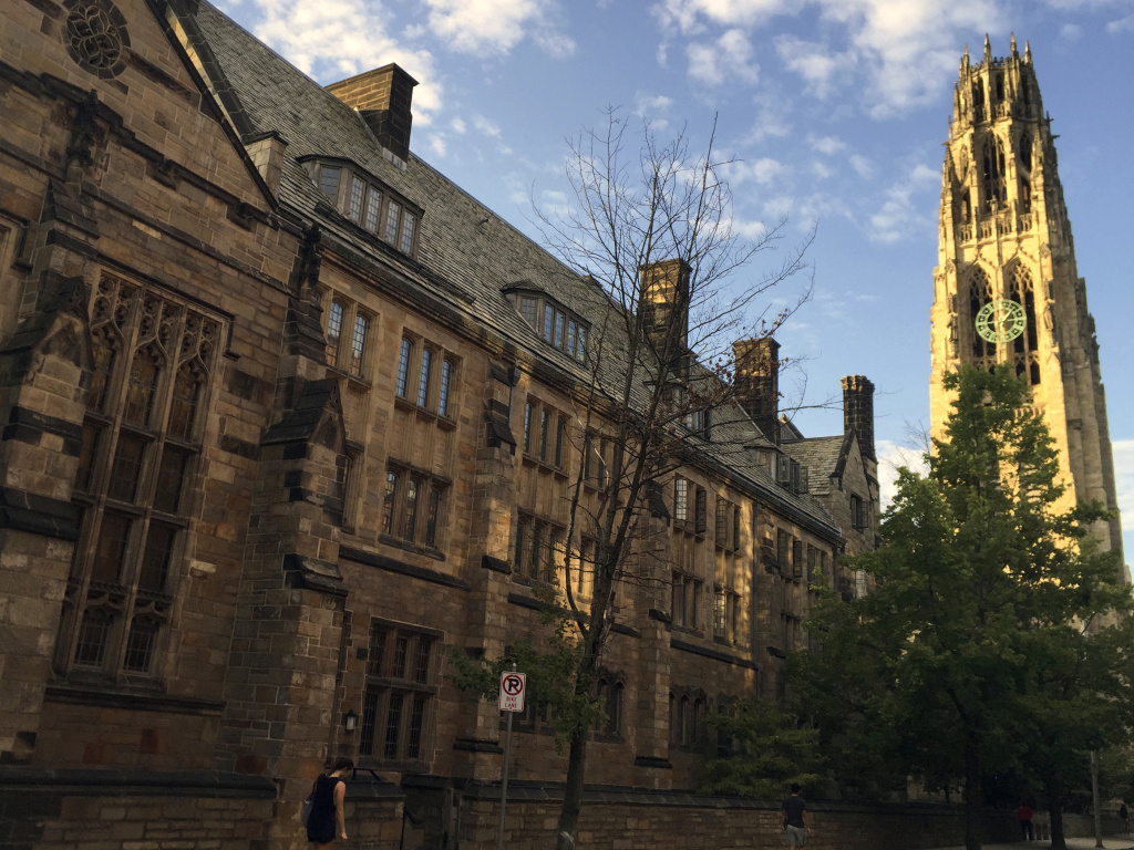 Two years after opening an investigation into Yale University's use of race in admissions, the Justice Department announced on Thursday that it found the university to have discriminated against white and Asian American applicants.