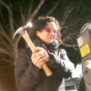 Off-Ramp producer Queena Kim acts on behalf of millions of Angelenos. The meter didn't stand a chance.