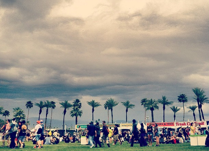 coachella friday 2012 rain clouds