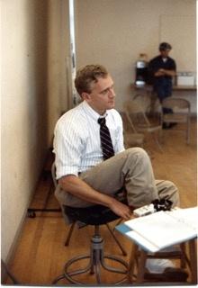 Playwright and lyricist Howard Ashman. Courtesy of HowardAshman.com.