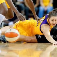 Silver Stars Sparks Basketball