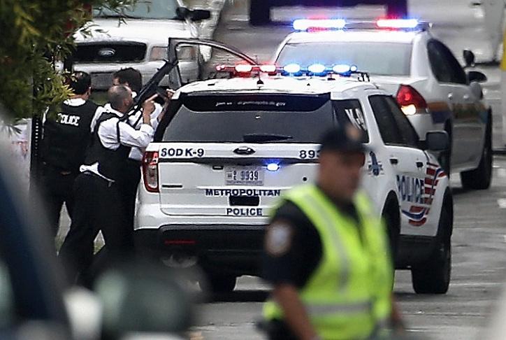 Suspected shooter Aaron Alexis